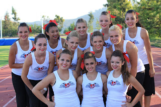 Cheer & Dance (Pep Squad) - Saddleback Valley Unified
