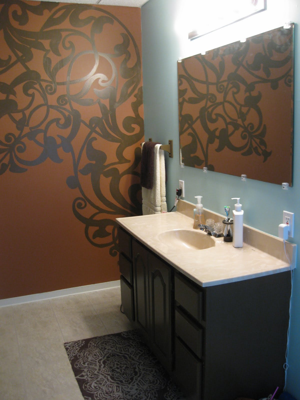 Best Wall Paint For Bathroom: Downstairs Bathroom: Part 2