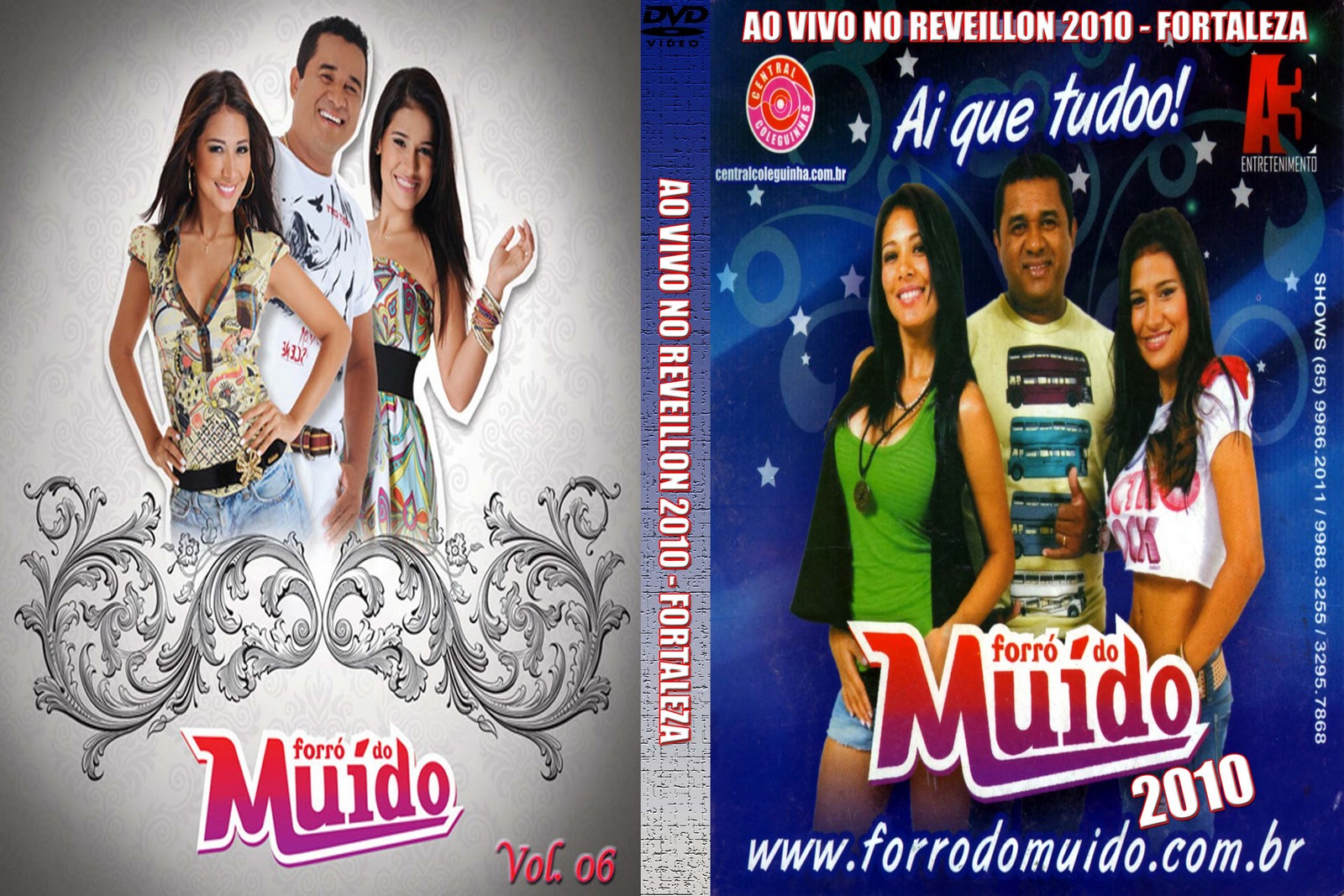 dvd forro do muido 2010 gratis