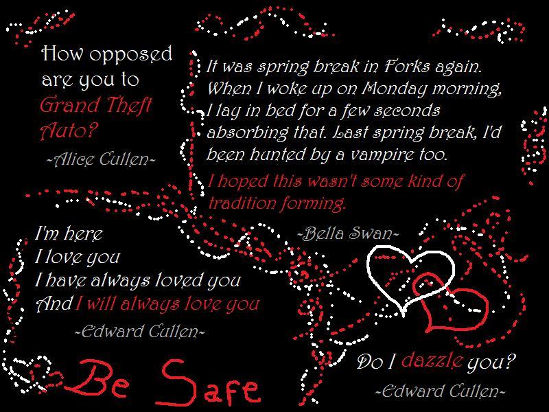 Famous Twilight Quotes. QuotesGram