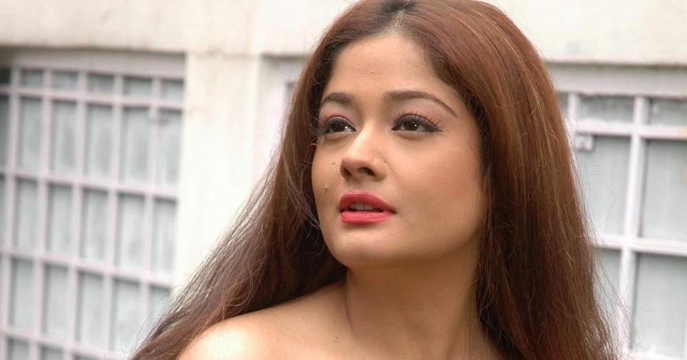 Actress Kiran Rathod Hot In Red Dress