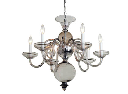 Traditional chandelier from Jayson Home & Gardens