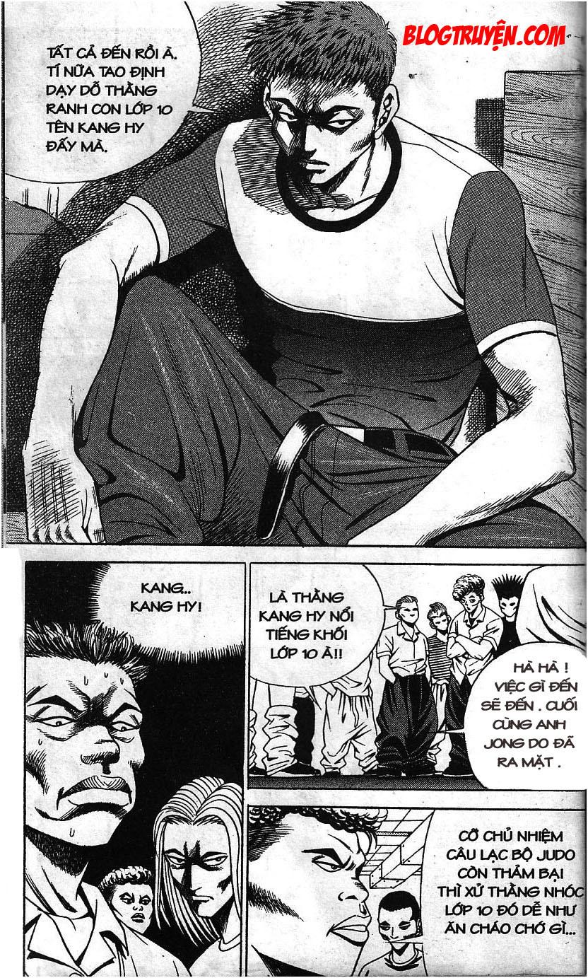 Bitagi - Anh chàng ngổ ngáo chap 22 trang 9