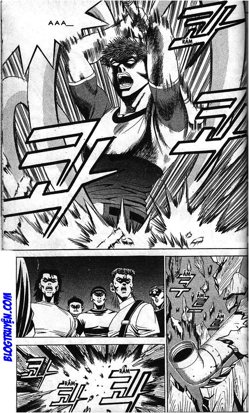 Bitagi - Anh chàng ngổ ngáo chap 22 trang 15