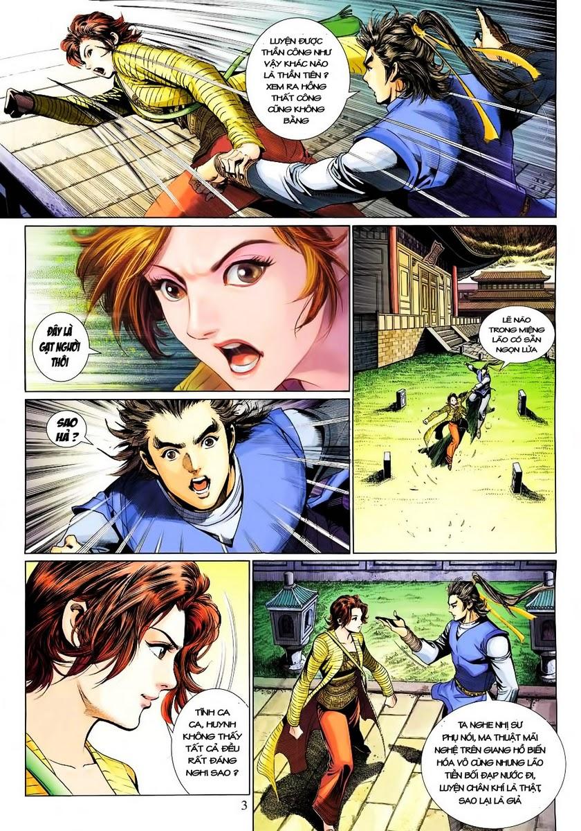 Anh Hùng Xạ Điêu anh hùng xạ đêu chap 30 trang 2