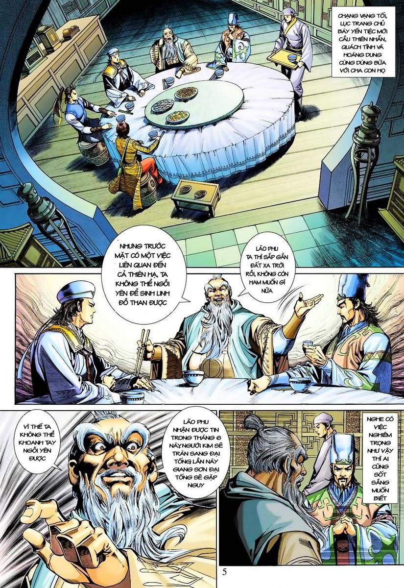 Anh Hùng Xạ Điêu anh hùng xạ đêu chap 30 trang 4