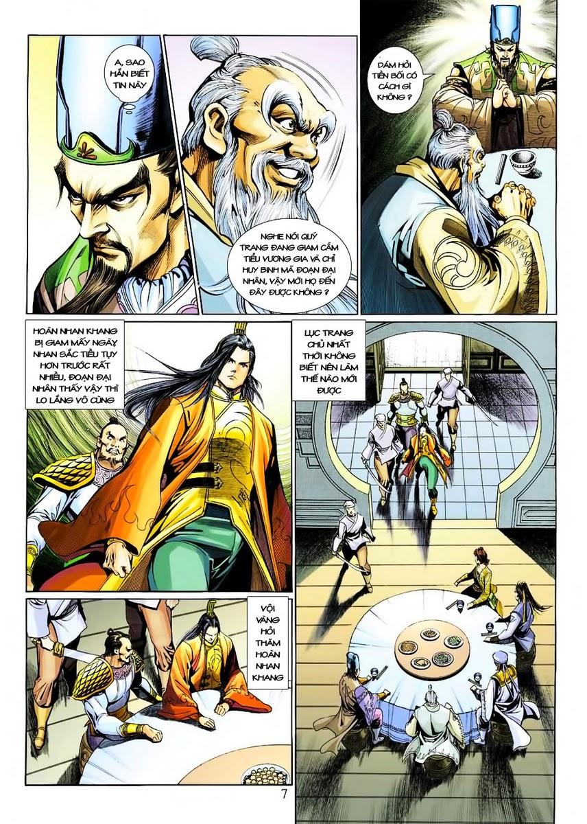 Anh Hùng Xạ Điêu anh hùng xạ đêu chap 30 trang 6