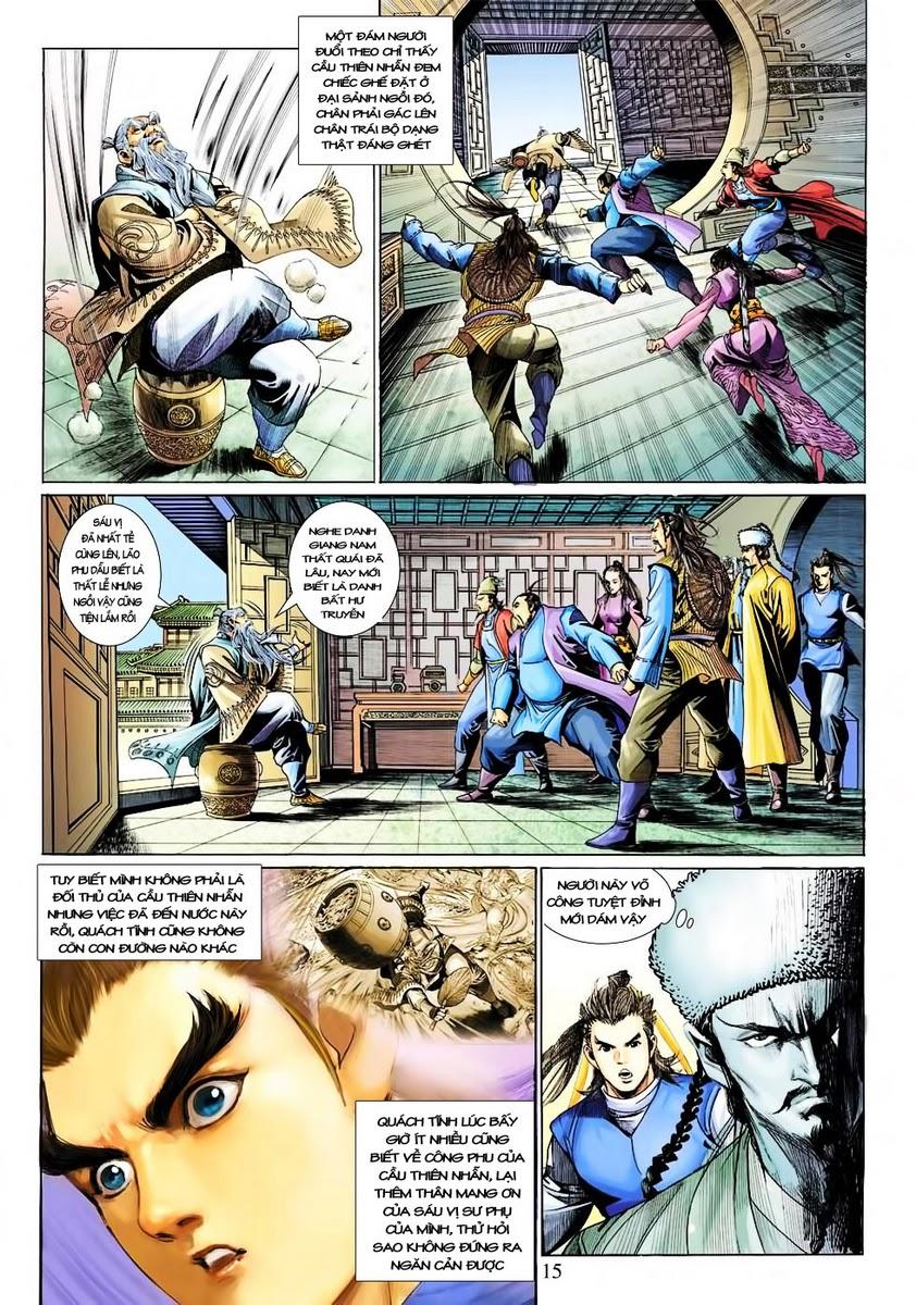 Anh Hùng Xạ Điêu anh hùng xạ đêu chap 30 trang 14