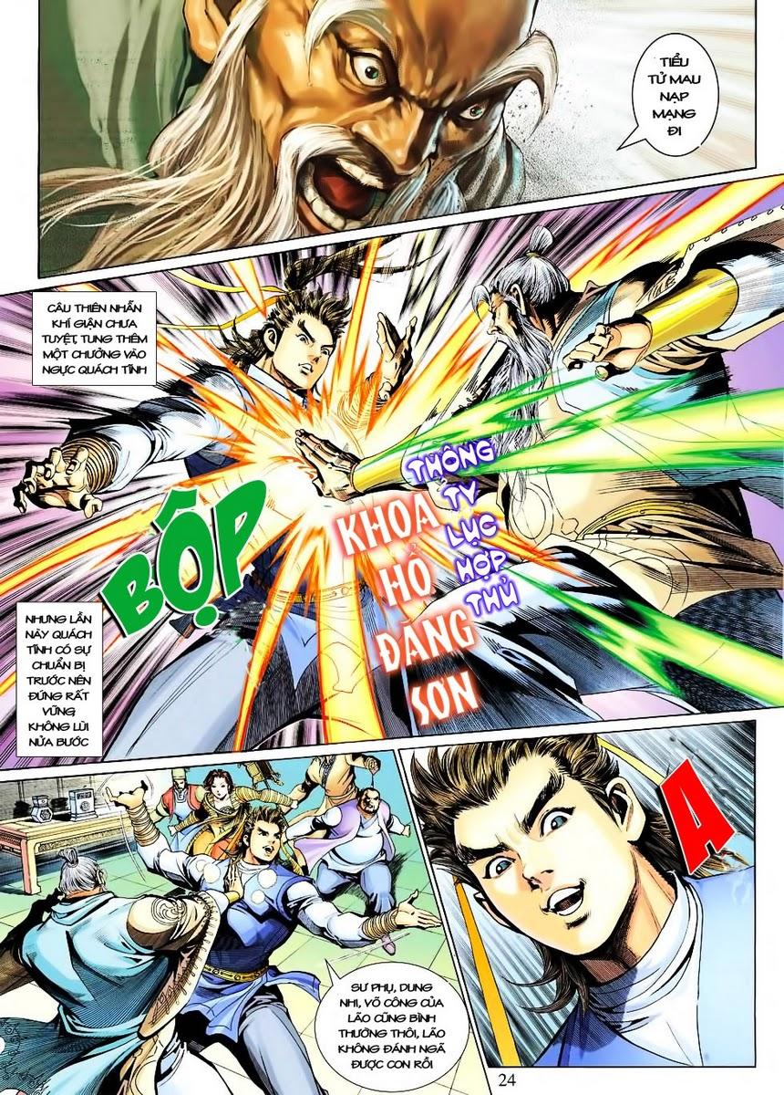 Anh Hùng Xạ Điêu anh hùng xạ đêu chap 30 trang 22