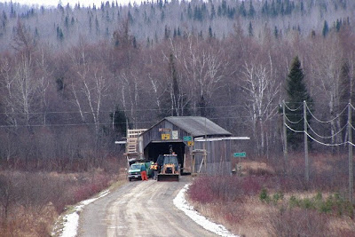 New Brunswick Covered Bridges:...