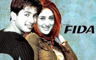 Shahid Kapoor Fida Movie Wallpapar