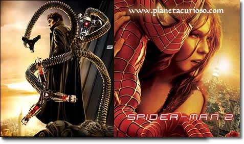 Spiderman triology Dual
