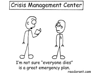 It's All Gone PR: Crisis management: Threat or Opportunity?
