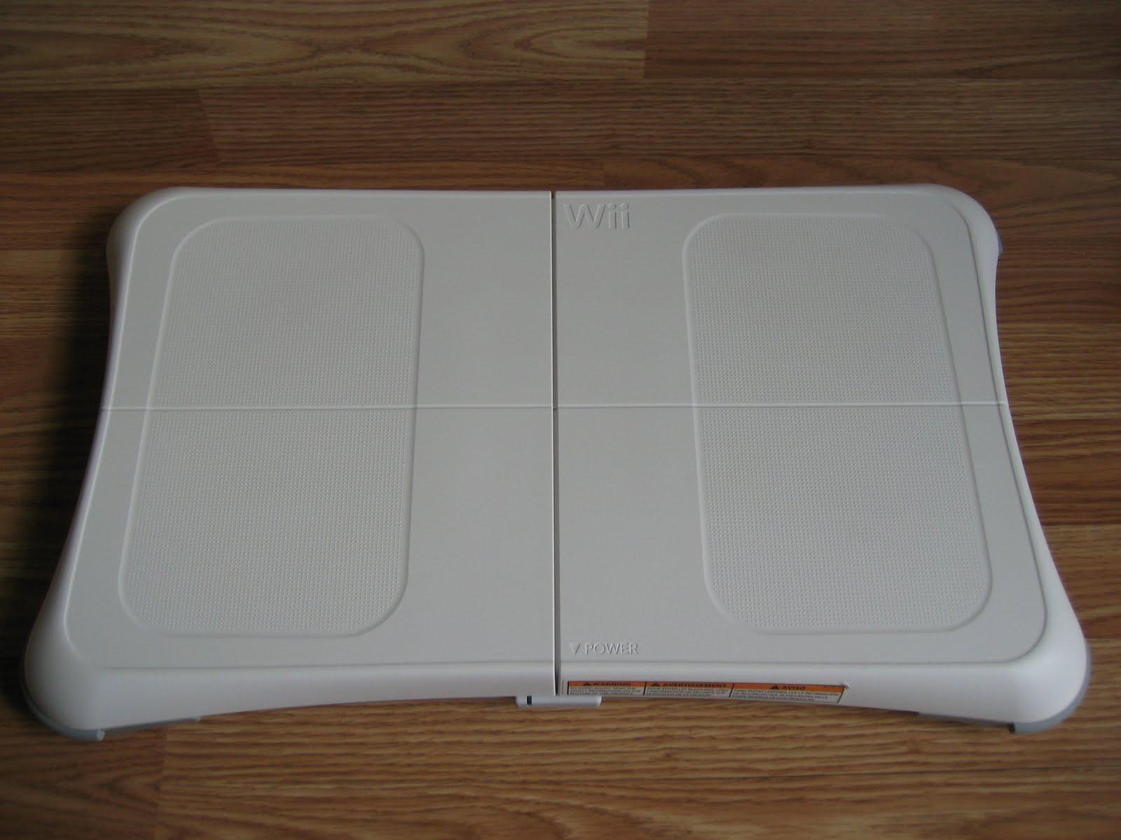 Noboxtospeakof ( No Box To Speak Of ): Wii Fit Balance ...