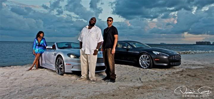 Rick Ross Aston Martin Music Official Video Stop Elling Dreams