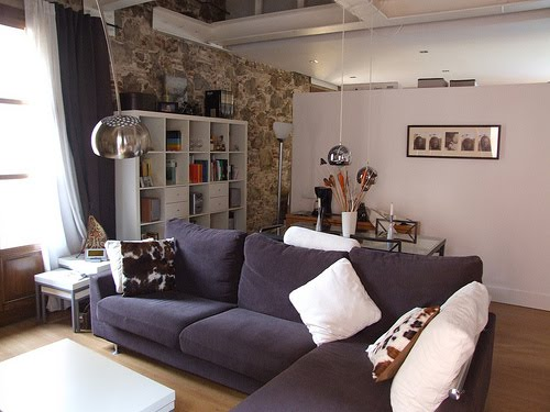 Decoracion de interiores diseno de interiores for Rustico moderno