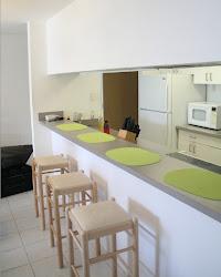 desayunador cocina cocinas barras barra desayunadores interiores diseno casa tu imagen tipo estantes