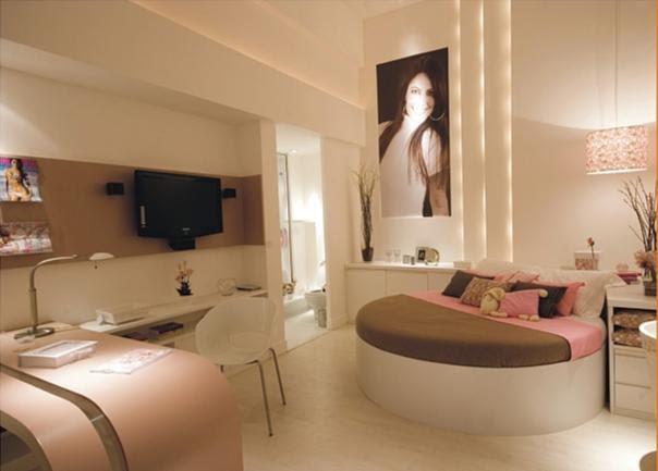 Interior sweet design decoracion de dormitorios juveniles - Habitaciones juveniles de chicas ...
