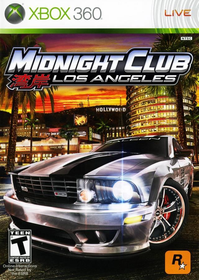 Midnight Club Los Angeles  Games Torrent-6410