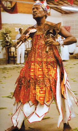 Os Desconhecidos Deuses Da Mitologia Africana Ggn