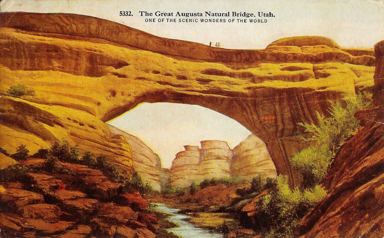 Writerquake: Old Postcard Wednesday--Trail Ridge Road