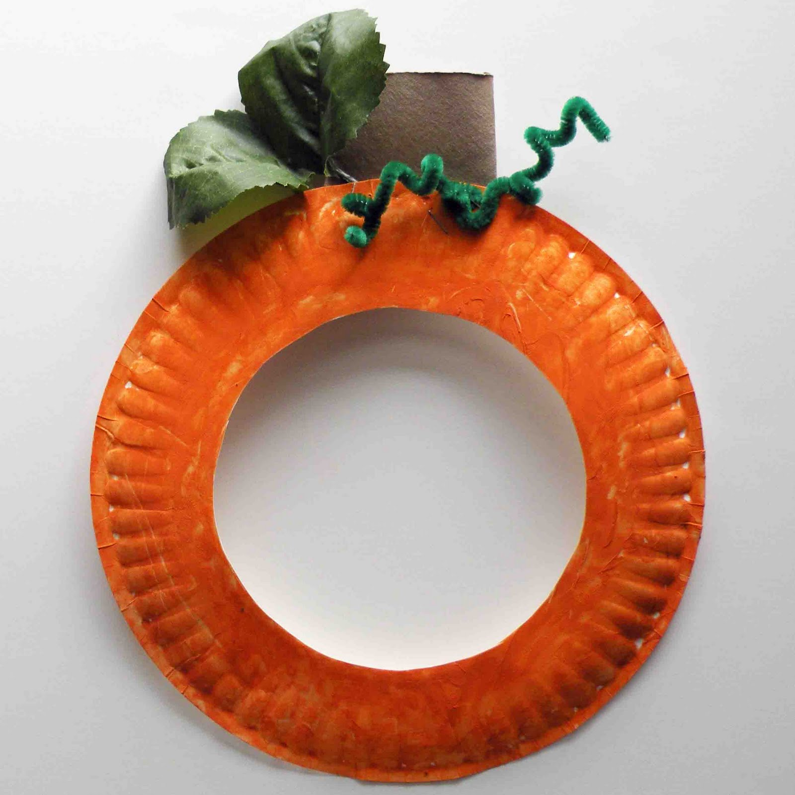 Fall Paper Plate Crafts