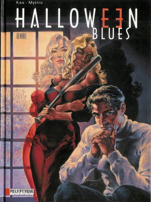 Halloween Blues L'intégrale - Mythic, Kas