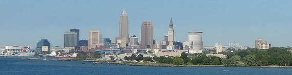 CLEVELAND MY HOMETOWN