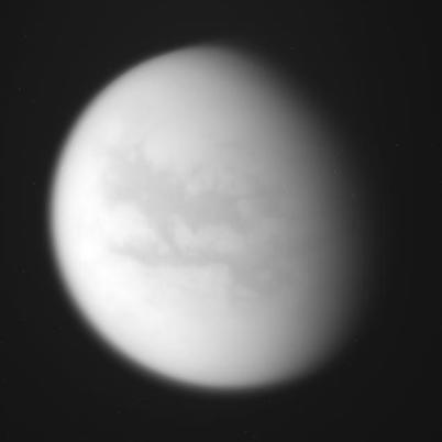 Possible Life On Saturn's Moon Titan Found