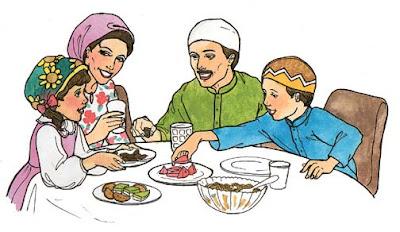5 Tata Cara Makan dan Minum Sesuai Sunnah Rasulullah