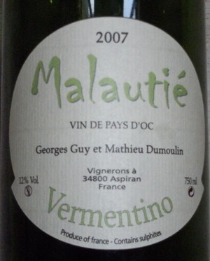 Languedoc Wine 2010