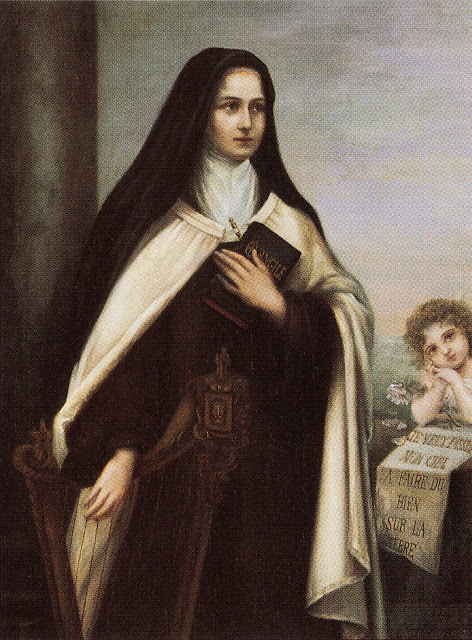 Carmelite Heritage St Th 233 R 232 Se Of The Child Jesus And The