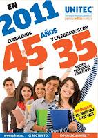 En el 2011, UNITEC crece… Con 35 Nuevos Programas Educativos - Featured Image