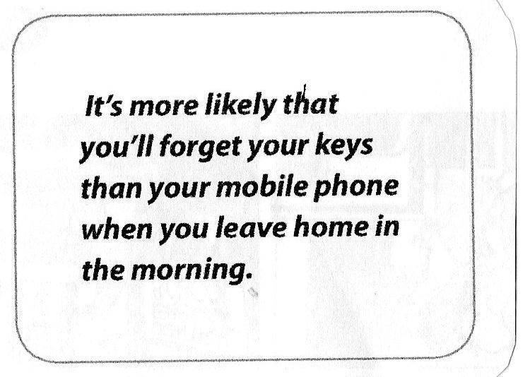 How cellphones have changed our lives essay
