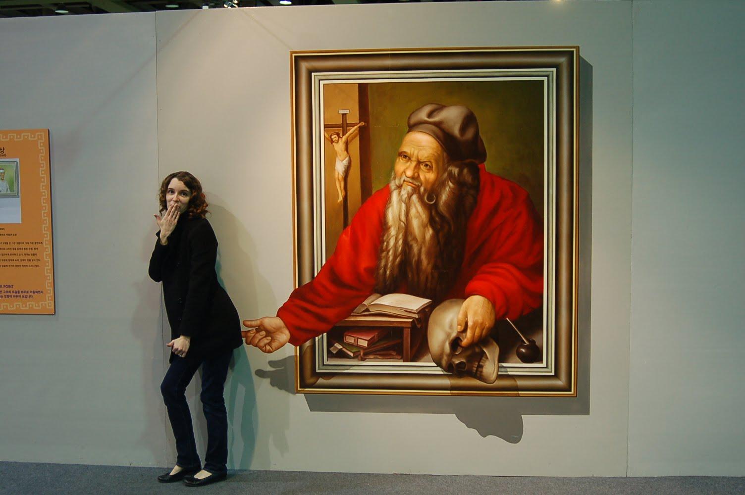 LIFE ON THE PENN Trick Art Museum