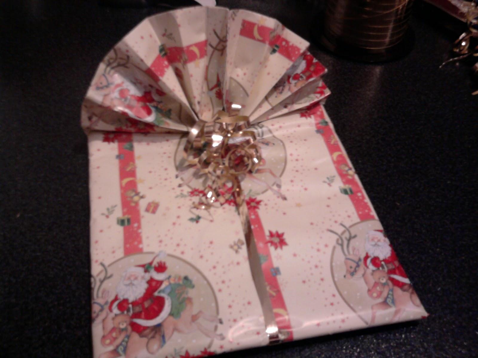 Conosciuto I love creating: Regali di Natale: confezionare le presine FP08
