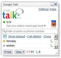 The Radioactive Yak: GoogleTalk VOIP to Phone Coming Soon?