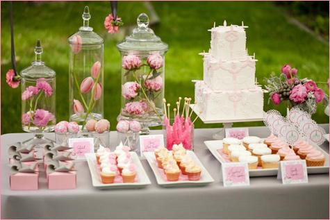 Jinellycakes Cakespiration A Pink Dessert Buffet