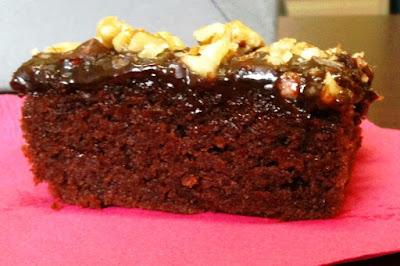 Wicky Wacky Chocolate Cake Recipe