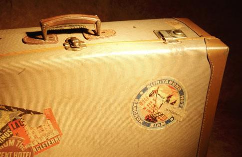 organizar, maletas, colocar maletas, ideas útiles, viajes