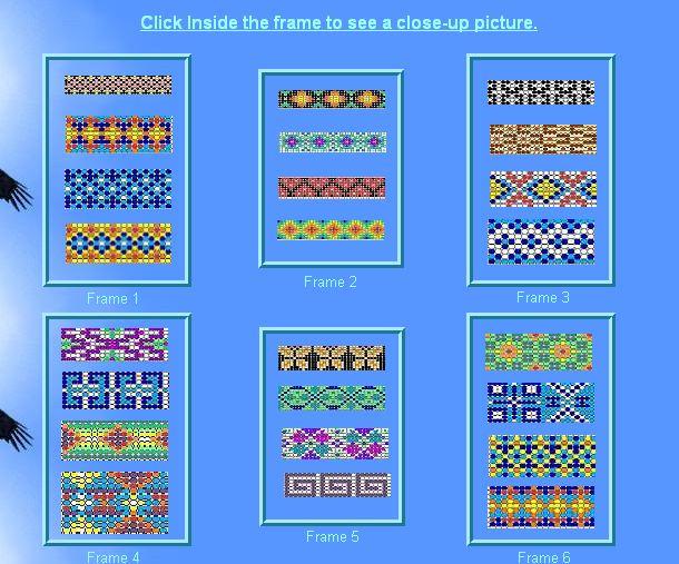 LoomWorkPaterns. Patrones
