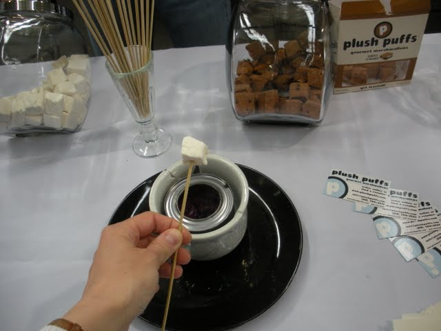 San Francisco Chocolate Salon - Toasted Marshmallows
