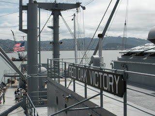 World War II History in the East Bay: SS Red Oak Victory Ship
