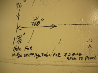 World War II History in the East Bay: engineering diagram inside the SS Red Oak Victory Ship
