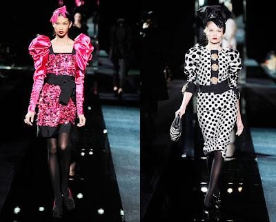 VINTAGE DENISEBRAIN: 80s fashion redux, part 9: Polka dots