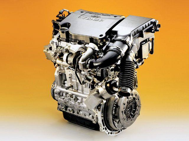 1 6 liter duratorq tdci engine of the ford focus meets. Black Bedroom Furniture Sets. Home Design Ideas