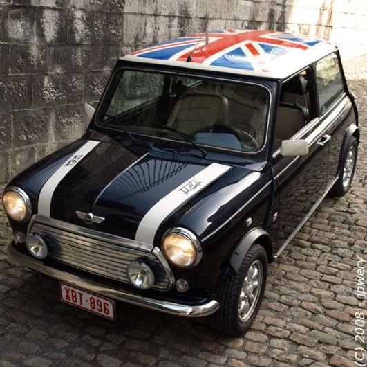 the history of the classic mini cars part 1 classic mini cooper cars. Black Bedroom Furniture Sets. Home Design Ideas
