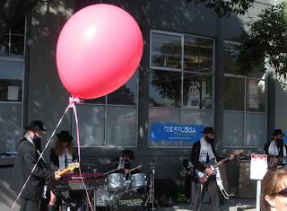 Meshugga Beach Party at Bay to Breakers in San Francisco