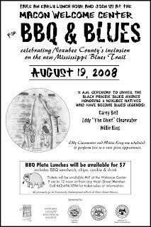 Mississippi, The Birthplace Of American Music: August 2008