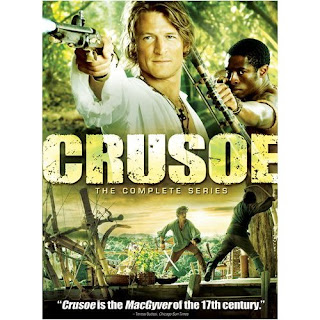 Crusoe US DVD